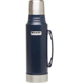 Stanley Classic Vacuum Bottle 1.1 Qt-BLUE
