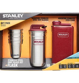 Stanley Stanley Shot Glass Set + Flask Gift Pack