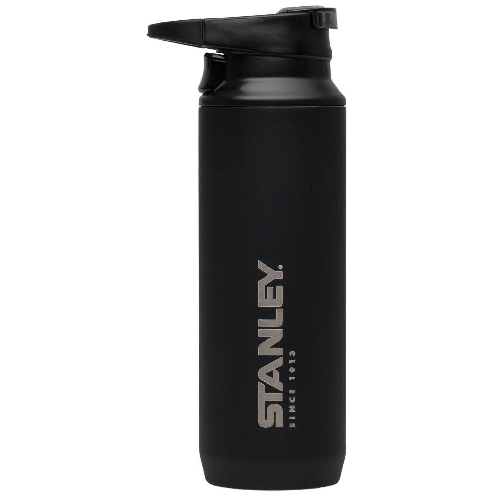 Stanley Stanley Mountain Vacuum Switchback Mug 16oz Matte Black
