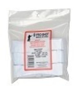 "Pro Shot Pro-Shot 500ct 1 1/8"" SQ Patches"