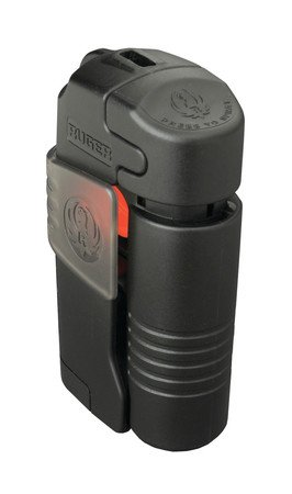 TORNADO TPD Ultra Spray System with Built-In Alarm and Strobe Light Net weight 0.388 Ounce Black