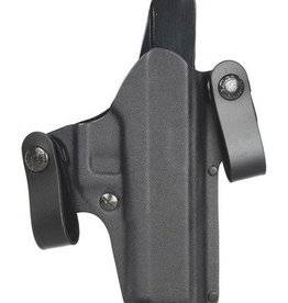 Galco GAL Double Time Inside-The-Waistband/Outside-The-Waistband Holster For Glock 17/22/31 Black Right Hand