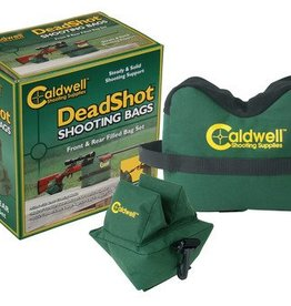 Caldwell PAS Caldwell DeadShot Shooting Rest Front and Rear Bags Filled