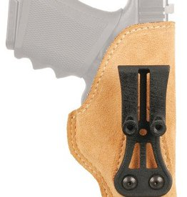 Blackhawk BHP Leather Tuckable Holster Brown Right Hand Commander 1911