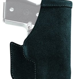 Galco GAL Pocket Protector Holster For Glock 42; Kel Tec PF9; Walther 3.4 inch P22 Black Ambidextrous