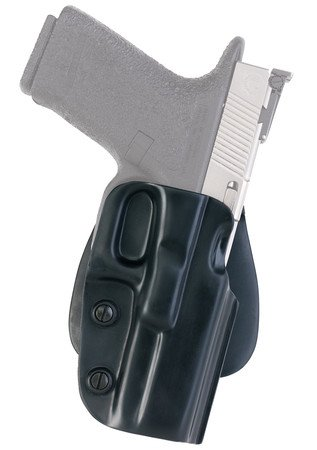 Galco GAL Matrix M5X Paddle Holster For Glock 17/22/31 Black Right Hand