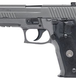 Sig Sauer SIG P226 Legion 9mm. 4.4 Inch Barrel Legion Gray PVD Finish High Visibility Day/Night Sights G-10 Grips 15 Round