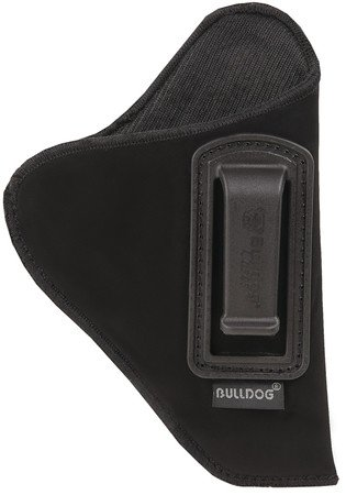 Bulldog BDC Deluxe Inside Pants Holster fits Most Revolvers with 2-2.5 Inch Barrels Black