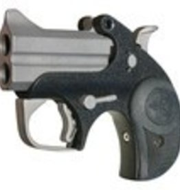 Bond Arms BND Back-Up 9mm 2.5 Inch Barrel Black Frame Matte Finish on Barrel Hammer and Trigger 2 Rounds Back-Up
