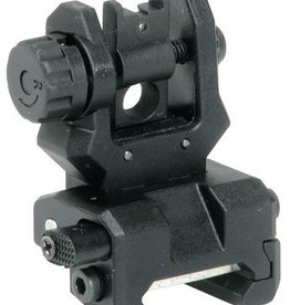 CAA CAA Low Profile Flip-Up Rear Sight For Picatinny Rail