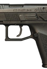CZ-USA CZU CZ P-07 Compact 9mm Luger 3.8 Inch Barrel Black Finish Fixed Sights Polymer Frame 15 Round CZ P-07 Compact