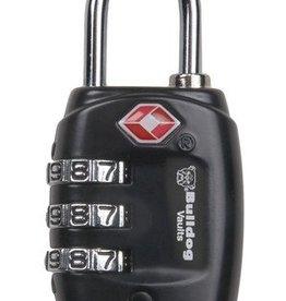 Bulldog BDC Dial TSA Lock With Steel Shackle