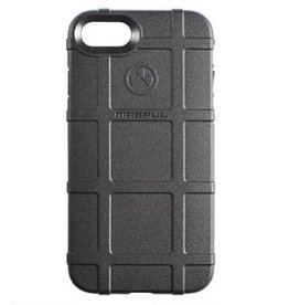 Magpul Magpul Field Case Apple iPhone 7 Flexible Thermoplastic Elastomer With PMAG Style Ribs For Grip Black