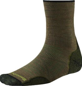 Light Weight Wool Compression Crew Sock