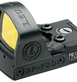 LEU DeltaPoint Pro Reflex Sight 2.5 MOA Dot Reticle Matte Black