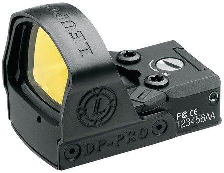 LEU DeltaPoint Pro Reflex Sight 2.5 MOA Dot Reticle Matte Black