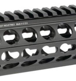 Midwest Industries Inc MWI K-Series KeyMod Two Piece Drop-In Handguard Carbine Length Black