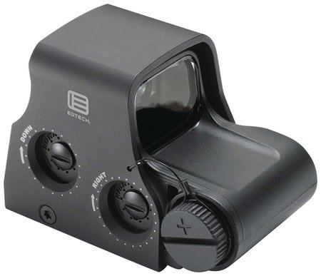 EOTECH EOT Model XPS2 HOLOgraphic Weapon Sight Non-Night Vision Compatible With One Aiming Dot