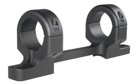 DNZ DDN Tube Mount Remington 700 Short Action 30mm Medium Height Black