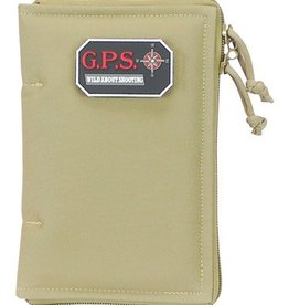 G.P.S. GPS Medium Pistol Sleeve Tan