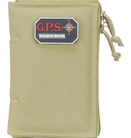 G.P.S. GPS Medium Pistol Sleeve Tan