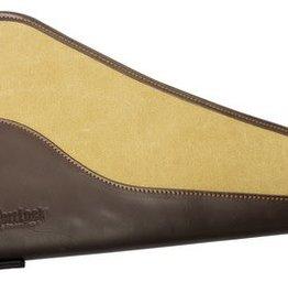 Birchwood Casey BWC SportLock Leather and Canvas Handgun Case 10 Inch