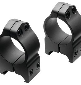 Nikon NIK S-Series Rings Medium 1 Inch Matte Black