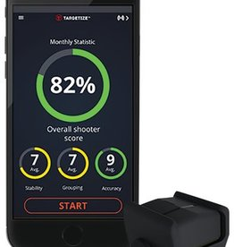 Targetize DAC Targetize Aim Sensor For Firearm Training