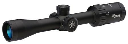 Sig Sauer SIG SAUER SIG Whiskey 3 Hunting Riflescope 2-7x32mm Second Focal Plane Illuminated Circle Plex Reticle Black Finish One Inch Tube