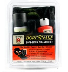 hoppes Boresnake Field Cleaning Kit .357 to .38 Caliber & 9mm