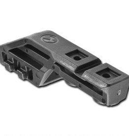 Magpul Magpul AR-15 MOE Scout Mount One O'Clock Right Side Black Polymer