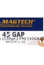 magtech Magtech .45 GAP Ammunition 50 Rounds, FMJ, 230 Grains