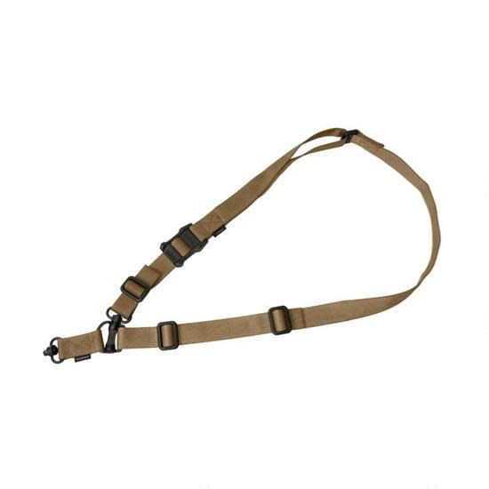 Magpul Magpul MS4 Dual QD Sling Gen2 Single or Two Point QD Swivels Included Nylon Coyote