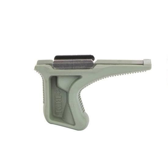 BCM Bravo Company USA Gunfighter Kinesthetic Angled Grip Picatinny 1913 Rail Version Foliage Green BCM-KAG-1913-FGRN