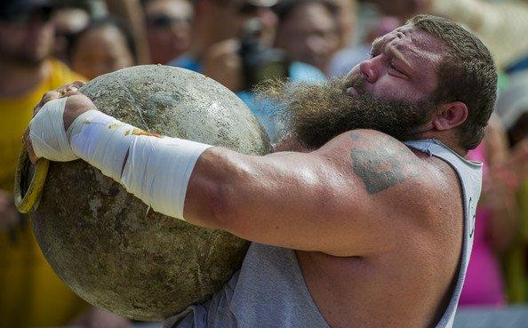 Strongman Stones Part II