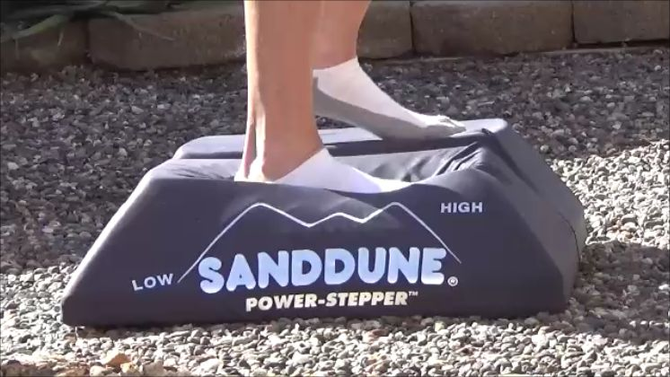 Sand Dune Stepper....You NEED this in your life!