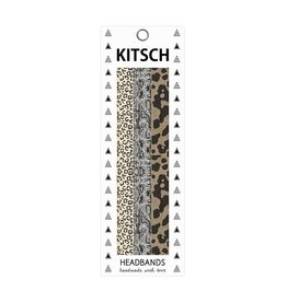 Kitsch Safari Headbands