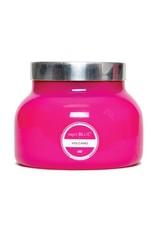 Capri Blue Pink Accent Jar Volcano