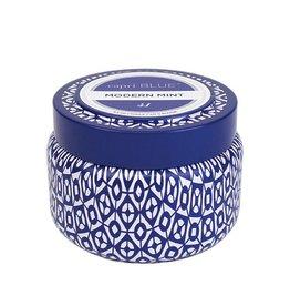 Capri Blue Printed Travel Tin Modern Mint