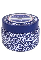 Capri Blue Printed Travel Tin Paris