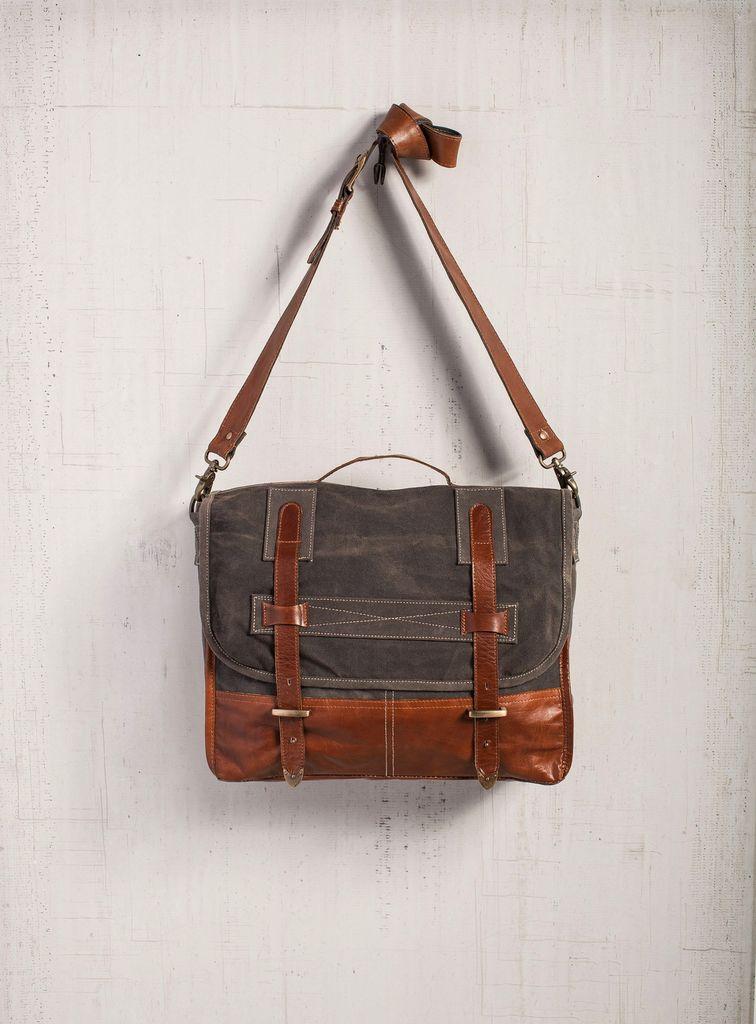 Mona B Soho Messenger Bag