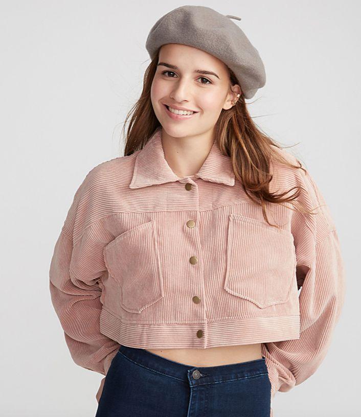 Fredia Jacket
