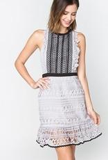 Sabrette Dress