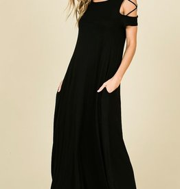 Saleste Dress