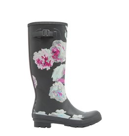 Joules Women's Tall Printed Welly