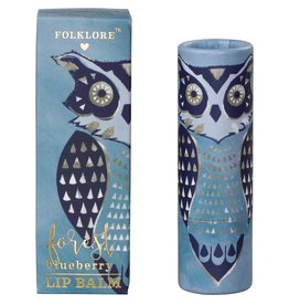 Folklore Lip Balm Forest Blueberry