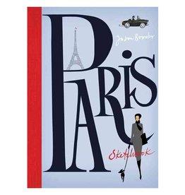 Paris Sketchbook Jason Brooks