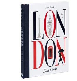 London Sketchbook Jason Brooks