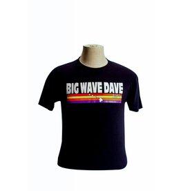 Big Wave Dave BWD Rainbow Tee