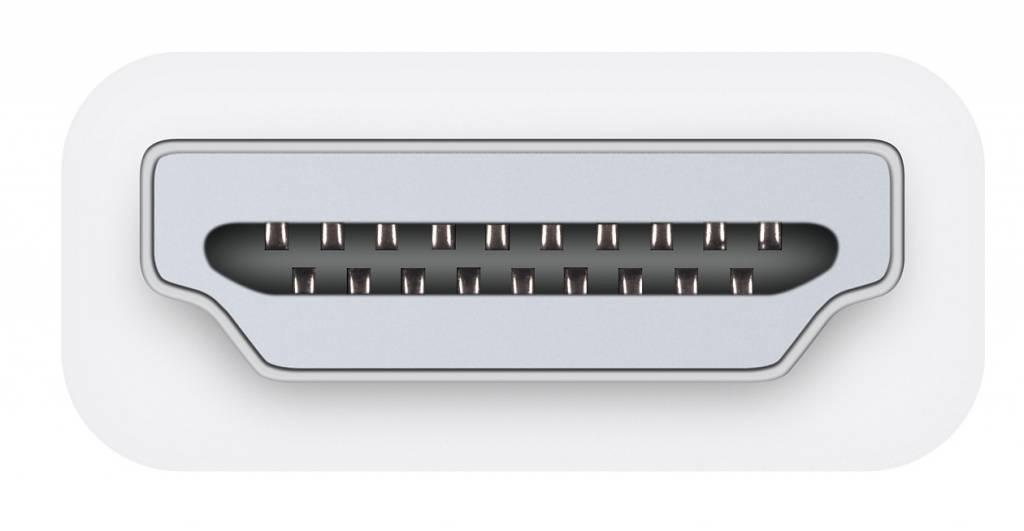Apple Apple HDMI to DVI Adaptor